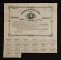 Confederate Notes:Group Lots, Ball 88 Cr. 38 $100 Bond 1861 Very Fine.. ...