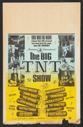 "Movie Posters:Rock and Roll, The Big T.N.T. Show Lot (American International, 1966). BentonWindow Cards (2) (14"" X 22""). Rock and Roll.. ... (Total: 2 Items)"