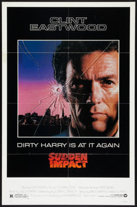 "Sudden Impact Lot (Warner Brothers, 1983). One Sheets (3) (27"" X 41""). Action. ... (Total: 3 Items)"