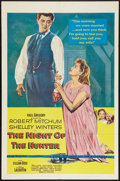 "Movie Posters:Film Noir, The Night of the Hunter (United Artists, 1955). One Sheet (27"" X 41""). Film Noir.. ..."