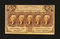 Fractional Currency:First Issue, Fr. 1282SP 25¢ First Issue New....