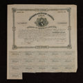 Confederate Notes:Group Lots, Ball 77 Cr. 62 $500 Bond 1861 Fine. . ...