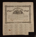 Confederate Notes:Group Lots, Ball 96 Cr. 40 $100 Bond 1861 Fine.. ...