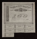Confederate Notes:Group Lots, Ball 166 Cr. 123A $100 Bond 1863 Very Fine.. ...