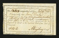 Colonial Notes:Connecticut, Connecticut Interest Payment. February 6, 1792. ExtremelyFine-About New....