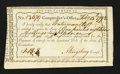 Colonial Notes:Connecticut, Connecticut Interest Payment. February 15, 1792. VeryFine-Extremely Fine....