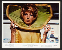 """Modesty Blaise (20th Century Fox, 1966). Color Still Set of 12 (8"""" X 10""""). Thriller. ... (Total: 12 Items)"""