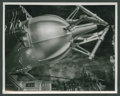 Movie Posters:Science Fiction, Things to Come (United Artists, 1936). Stills (2) (Various Sizes). Science Fiction.. ... (Total: 2 Items)