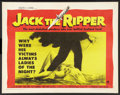 "Movie Posters:Mystery, Jack the Ripper Lot (Paramount, 1960). Half Sheets (3) (22"" X 28"") Style A and B. Mystery.. ... (Total: 3 Items)"