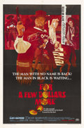 """Movie Posters:Western, For a Few Dollars More (United Artists, 1967). One Sheet (27"""" X41""""). Sergio Leone's sequel to """"A Fistful of Dollars"""" reunit..."""