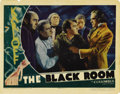"""Movie Posters:Horror, The Black Room (Columbia, 1935). Lobby Card (11"""" X 14""""). BorisKarloff appears in this lobby from one of the rarest lobby ca..."""