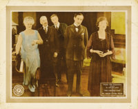"Dr. Jekyll and Mr. Hyde (Pioneer Attractions, 1920). Lobby Card (11"" X 14""). In the same year that John Barrym..."