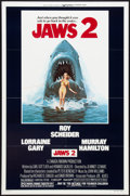 """Movie Posters:Horror, Jaws 2 Lot (Universal, 1978). One Sheets (2) (27"""" X 41""""). Horror.. ... (Total: 2 Items)"""