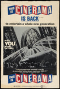 """Movie Posters:Documentary, This Is Cinerama (Cinerama Releasing, R-1973). One Sheet (27"""" X 40""""). Documentary.. ..."""