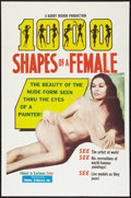 "Movie Posters:Sexploitation, 1,000 Shapes of a Female (Cinema Syndicate Inc., 1969). One Sheet(27"" X 41""). Sexploitation.. ..."