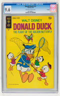 Bronze Age (1970-1979):Cartoon Character, Donald Duck #131 File Copy (Gold Key, 1970) CGC NM+ 9.6 Off-whiteto white pages....