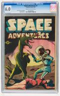 Golden Age (1938-1955):Science Fiction, Space Adventures #2 (Charlton, 1952) CGC FN 6.0 Cream to off-whitepages....