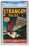 Silver Age (1956-1969):Adventure, Strange Tales #94 (Marvel, 1962) CGC VF+ 8.5 Cream to off-white pages....