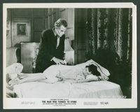 """The Man Who Turned to Stone (Columbia, 1957). Stills (10) (8"""" X 10""""). Science Fiction. ... (Total: 10 Items)"""