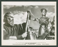 "Movie Posters:Historical Drama, The Ten Commandments (Paramount, 1956 and R-1966). Color Stills (2)and Stills (11) (8"" X 10""). Historical Drama.. ... (Total: 13Items)"