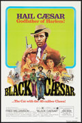 "Movie Posters:Blaxploitation, Black Caesar (American International, 1973). One Sheet (27"" X 41"").Blaxploitation.. ..."