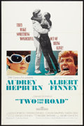 """Movie Posters:Drama, Two for the Road (20th Century Fox, 1967). One Sheet (27"""" X 41""""). Drama.. ..."""