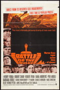 "Movie Posters:War, Battle of the Bulge (Warner Brothers, 1966). One Sheet (27"" X 41"").War.. ..."