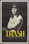"Movie Posters:Drama, Trash (Cinema 5, 1970). One Sheet (27"" X 41""). Drama.. ..."