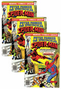 Bronze Age (1970-1979):Superhero, Spectacular Spider-Man #1 Group of Seven (Marvel, 1976) Condition: Average NM.... (Total: 7 Comic Books)