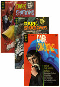 Bronze Age (1970-1979):Horror, Dark Shadows #5 and 11-13 Group (Gold Key, 1970-72) Condition:Average VF+.... (Total: 4 Comic Books)