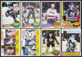 Hockey Cards:Lots, 1980-81 O-Pee-Chee Hockey Complete Set (396). ...
