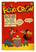 Golden Age (1938-1955):Funny Animal, Fox and the Crow #2 (DC, 1952) Condition: VG....