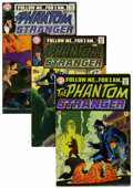 Bronze Age (1970-1979):Horror, The Phantom Stranger Group (DC, 1969-74) Condition: Average FN+....(Total: 17 Comic Books)
