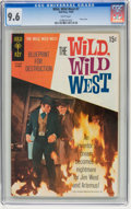 Silver Age (1956-1969):Western, Wild, Wild West #7 (Gold Key, 1969) CGC NM+ 9.6 White pages....