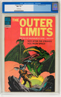 Silver Age (1956-1969):Science Fiction, Outer Limits #14 (Dell, 1967) CGC NM+ 9.6 Off-white pages....