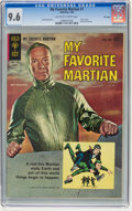 Silver Age (1956-1969):Humor, My Favorite Martian #1 File Copy (Gold Key, 1964) CGC NM+ 9.6 Off-white to white pages....