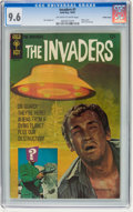 Silver Age (1956-1969):Science Fiction, The Invaders #1 Pacific Coast pedigree (Gold Key, 1967) CGC NM+ 9.6Off-white to white pages....