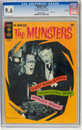Silver Age (1956-1969):Humor, Munsters #10 File Copy (Gold Key, 1966) CGC NM+ 9.6 Off-white to white pages....