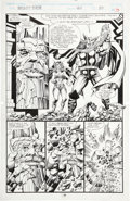 Original Comic Art:Panel Pages, Bruce Zick and Mike DeCarlo Thor #467 page 29 Original Art(Marvel, 1993)....