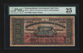 Canadian Currency: , St. John's, NF- Newfoundland Government Cash Note 25¢ 1912-1913 Ch.# NF-7c. ...