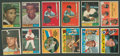 Baseball Cards:Lots, 1960 and 1961 Topps Baseball Collection (191)....