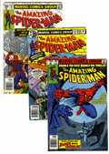 Modern Age (1980-Present):Superhero, The Amazing Spider-Man Group (Marvel, 1979-82) Condition: AverageNM-.... (Total: 31 Comic Books)