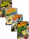 Silver Age (1956-1969):Mystery, House of Secrets Group (DC, 1961-66) Condition: Average VG+....(Total: 29 Comic Books)