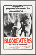 """Movie Posters:Horror, Bloodeaters (Parker National, 1980). One Sheets (2) (27"""" X 41"""").Horror.. ... (Total: 2 Items)"""