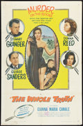 """Movie Posters:Thriller, The Whole Truth (Columbia, 1958). One Sheet (27"""" X 41""""). Thriller.. ..."""