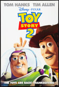 "Movie Posters:Animated, Toy Story 2 (Buena Vista, 1999). One Sheet (27"" X 40"")DS Advanceand Mini Poster (18.5"" X 27"") Advance. Animated.. ... (Total: 2Items)"