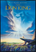 "Movie Posters:Animated, The Lion King (Buena Vista, 1994). One Sheet (27"" X 40"") SS.Animated.. ..."