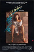 "Movie Posters:Musical, Flashdance (Paramount, 1983). One Sheet (27"" X 41""). Musical.. ..."