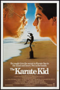 "Movie Posters:Sports, The Karate Kid Lot (Columbia, 1984). One Sheets (2) (27"" X 41""). Sports.. ... (Total: 2 Items)"
