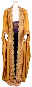 Movie/TV Memorabilia:Costumes, Year One - Oliver Platt Screen-Worn Costume....